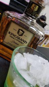 今宵『楽酒』…Japan old Whisky