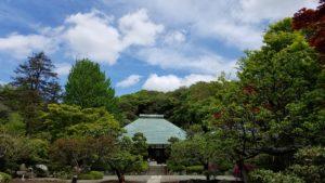 鎌倉散策 浄妙寺