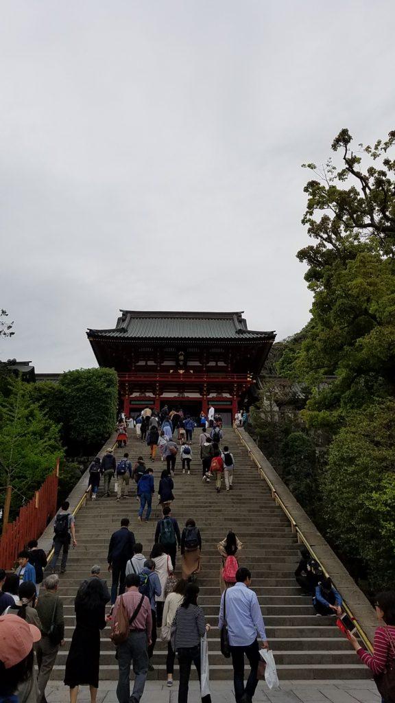 鎌倉散策 鶴岡八幡宮