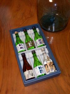 静岡の地酒飲みくらべギフト