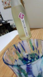 今宵『楽酒』…喜久水酒造の限定酒