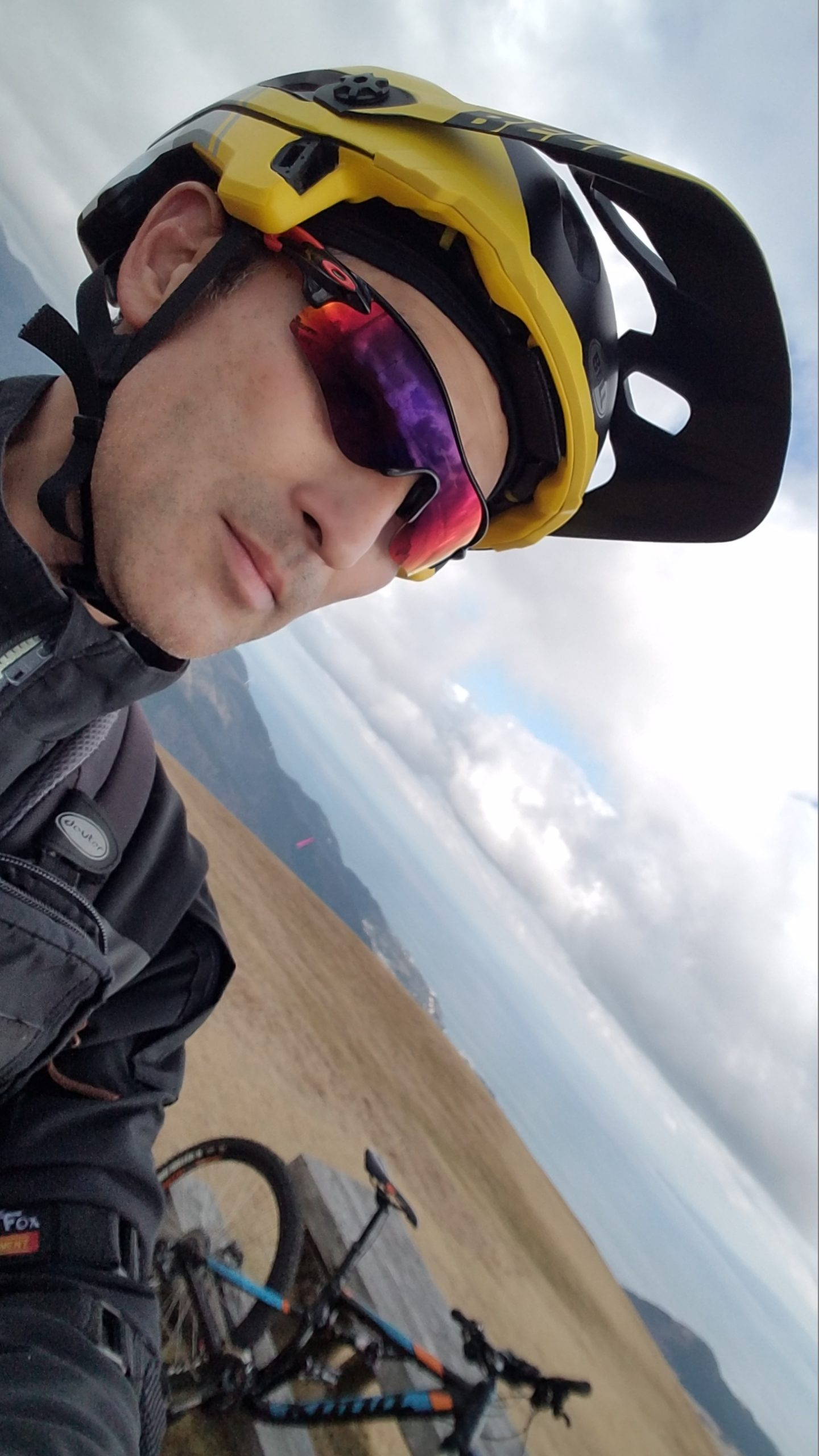 新年初Ride…やっぱりmy_home_field