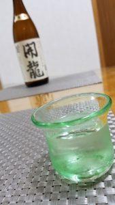 今宵『楽酒』…開龍を開封!