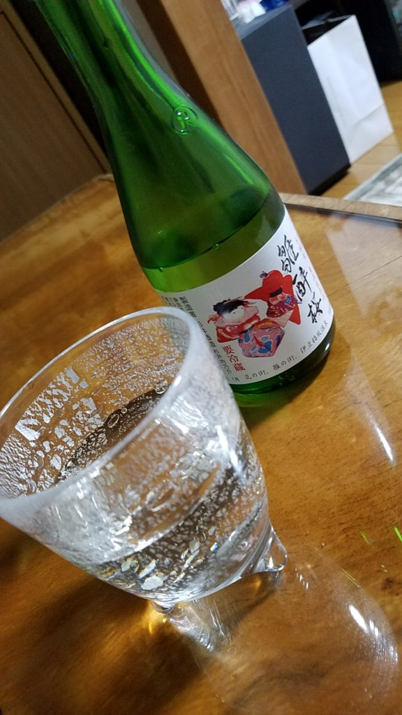 今宵楽酒 雛酔桜 本醸造無濾過原酒